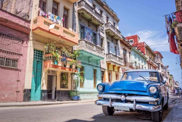 Retire to Cuba