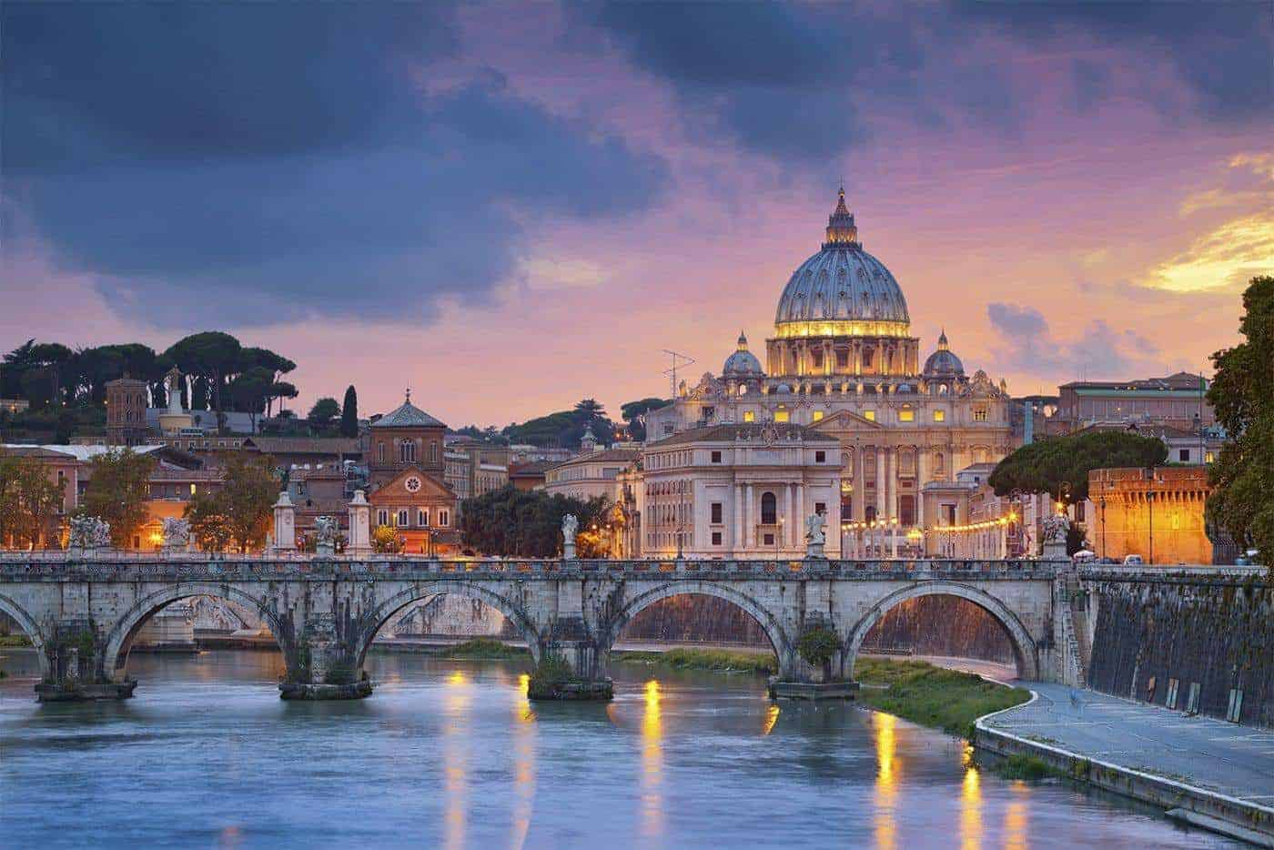 Expat Living Rome Italy