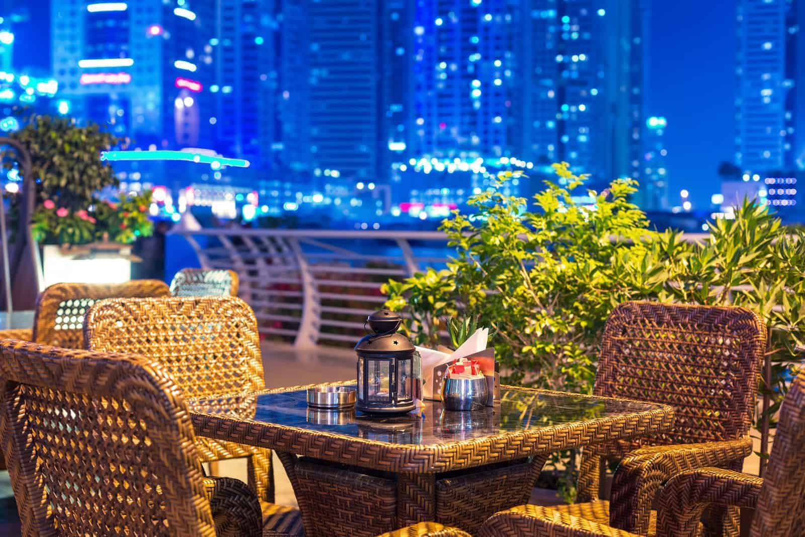 Dubai offers amazing dining out experience