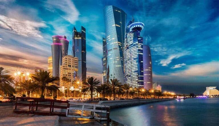 Moving to Qatar