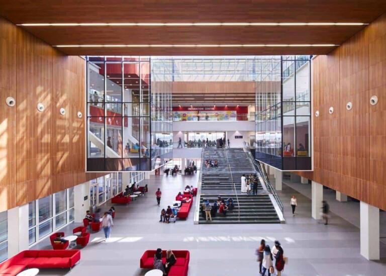 Inside Amity University Dubai