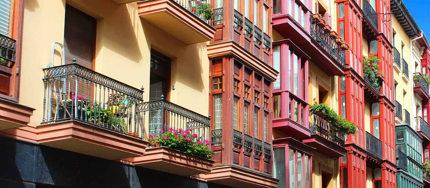 Buying a property in Spain - city apartments in Bilbao
