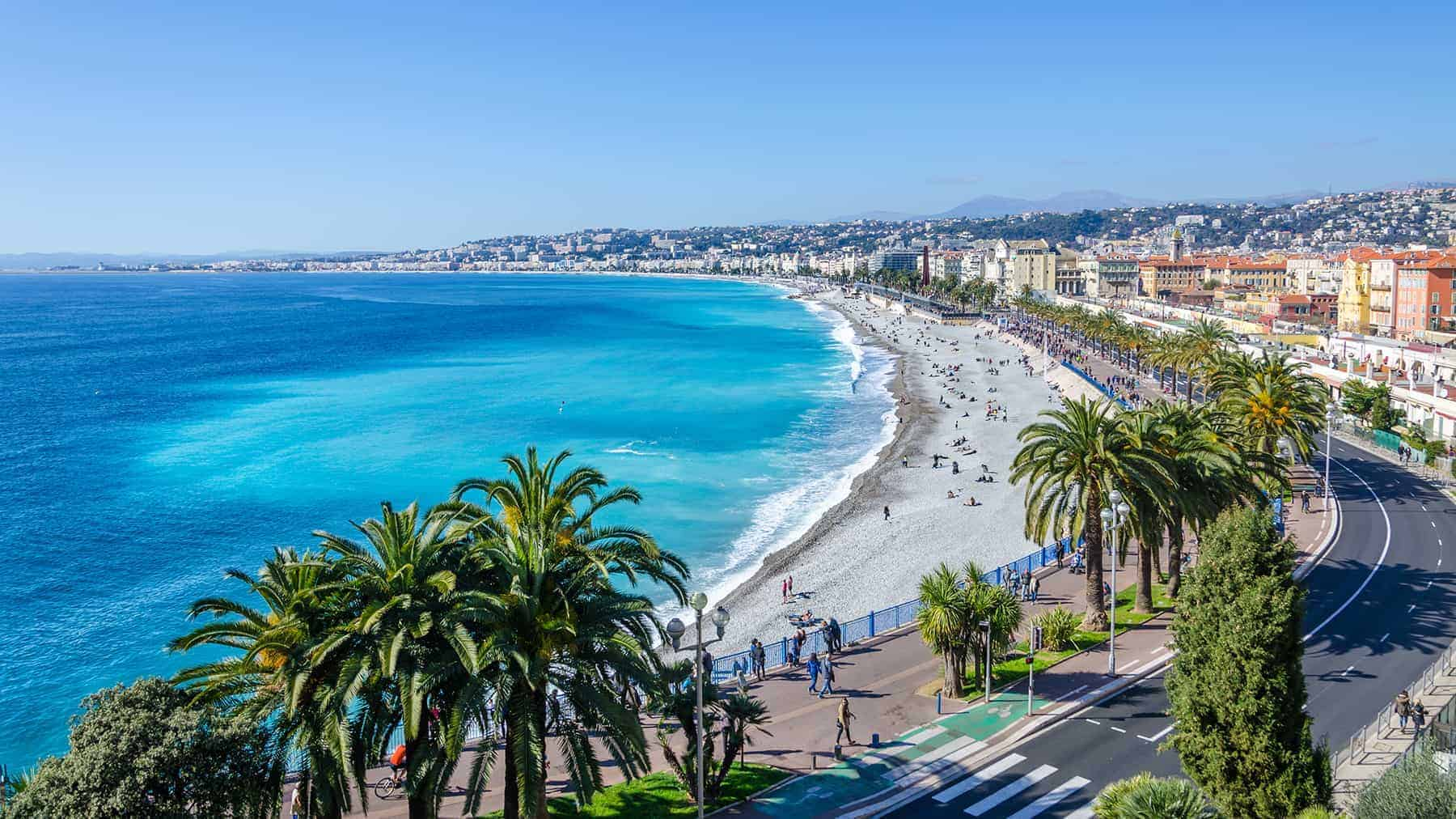 Retire to France - Nice