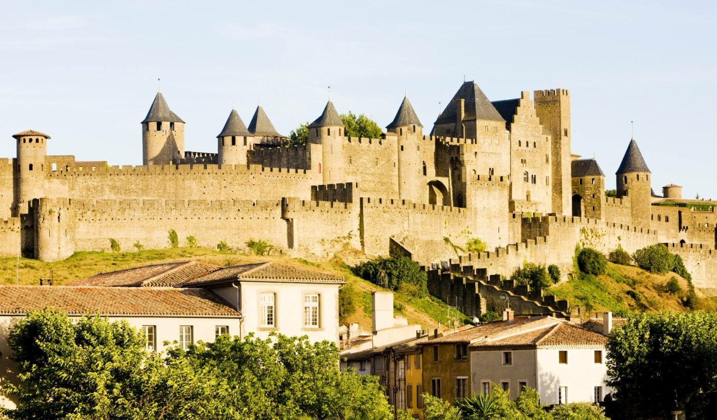Best places to live in France: Carcassonne