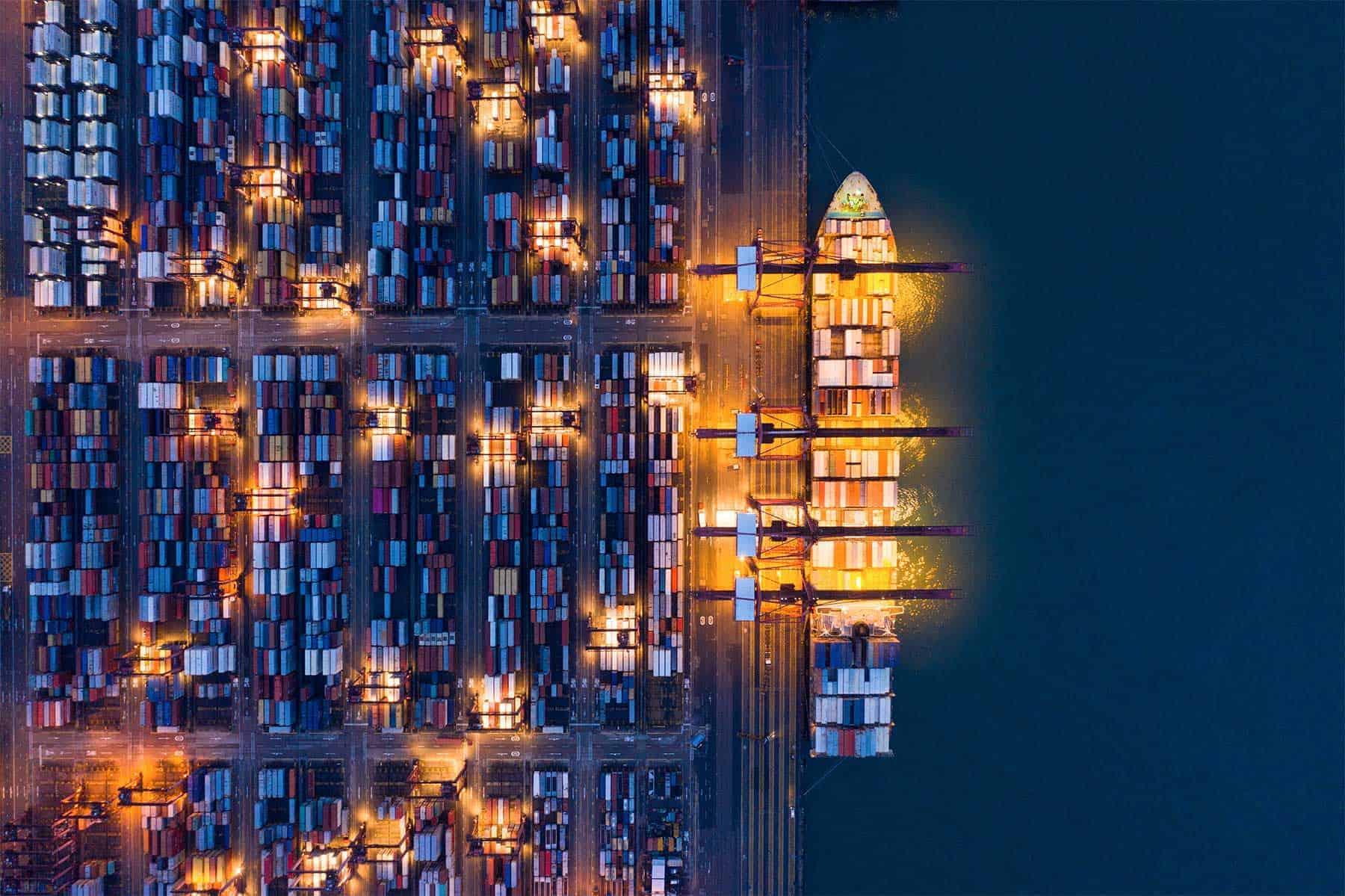 Cargo Ship - International Removals
