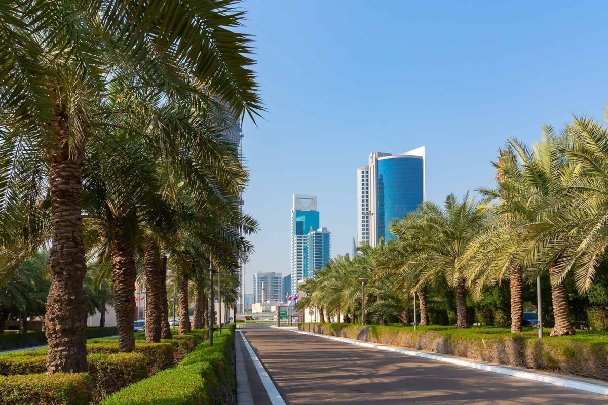 Best countries for quality of life - Bahrain
