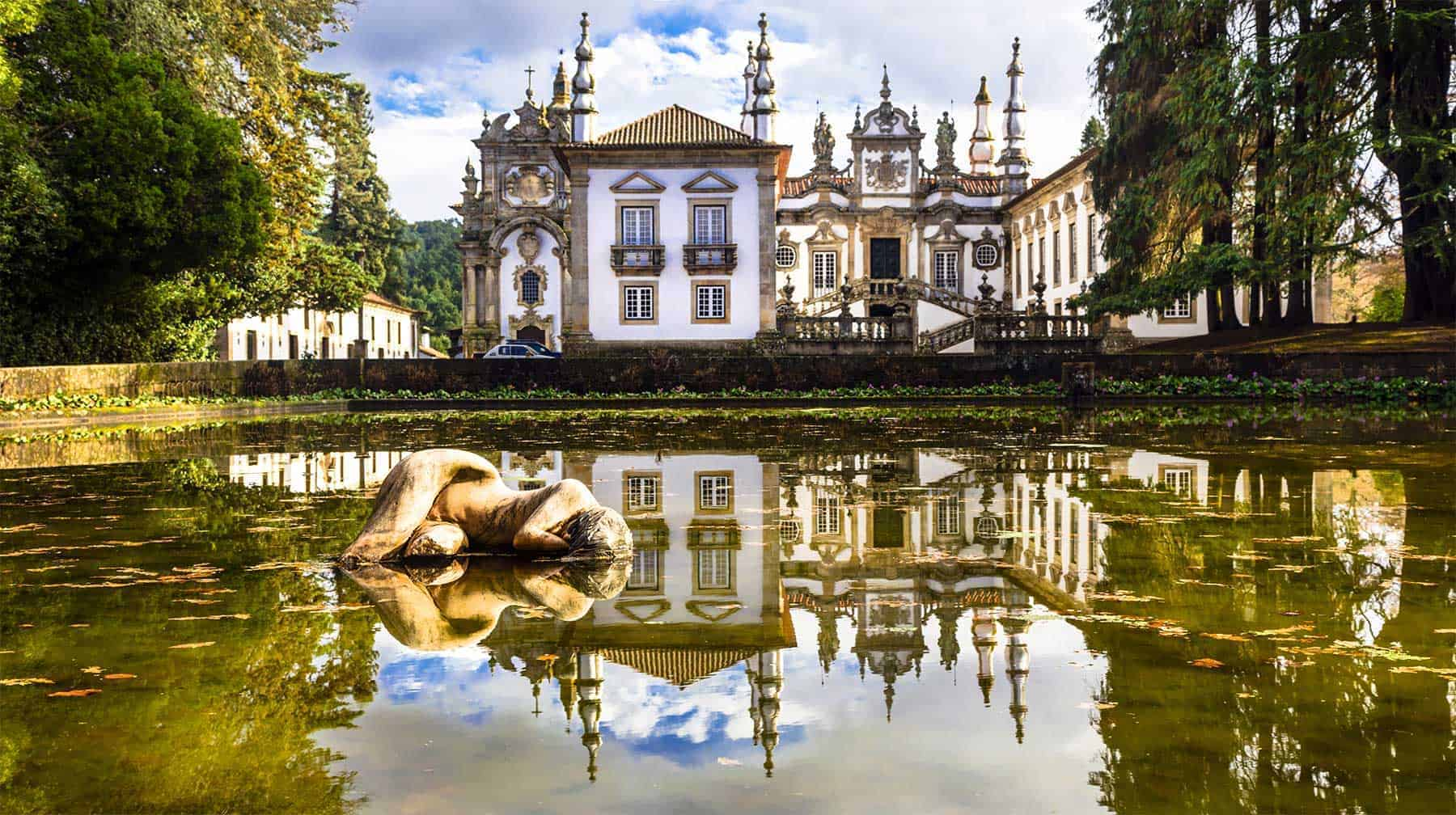 Castle in Portugal