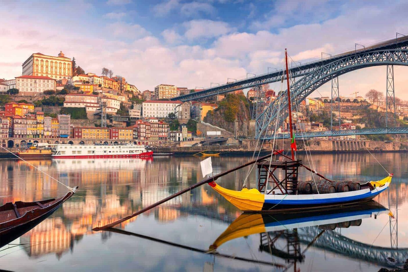 Porto City Capital of Portugal