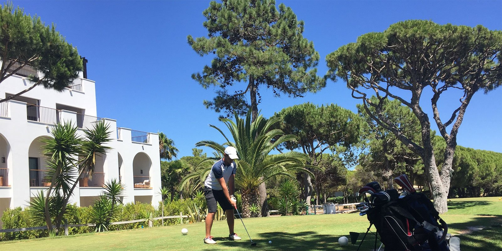 Living in Portugal is golfer's paradise
