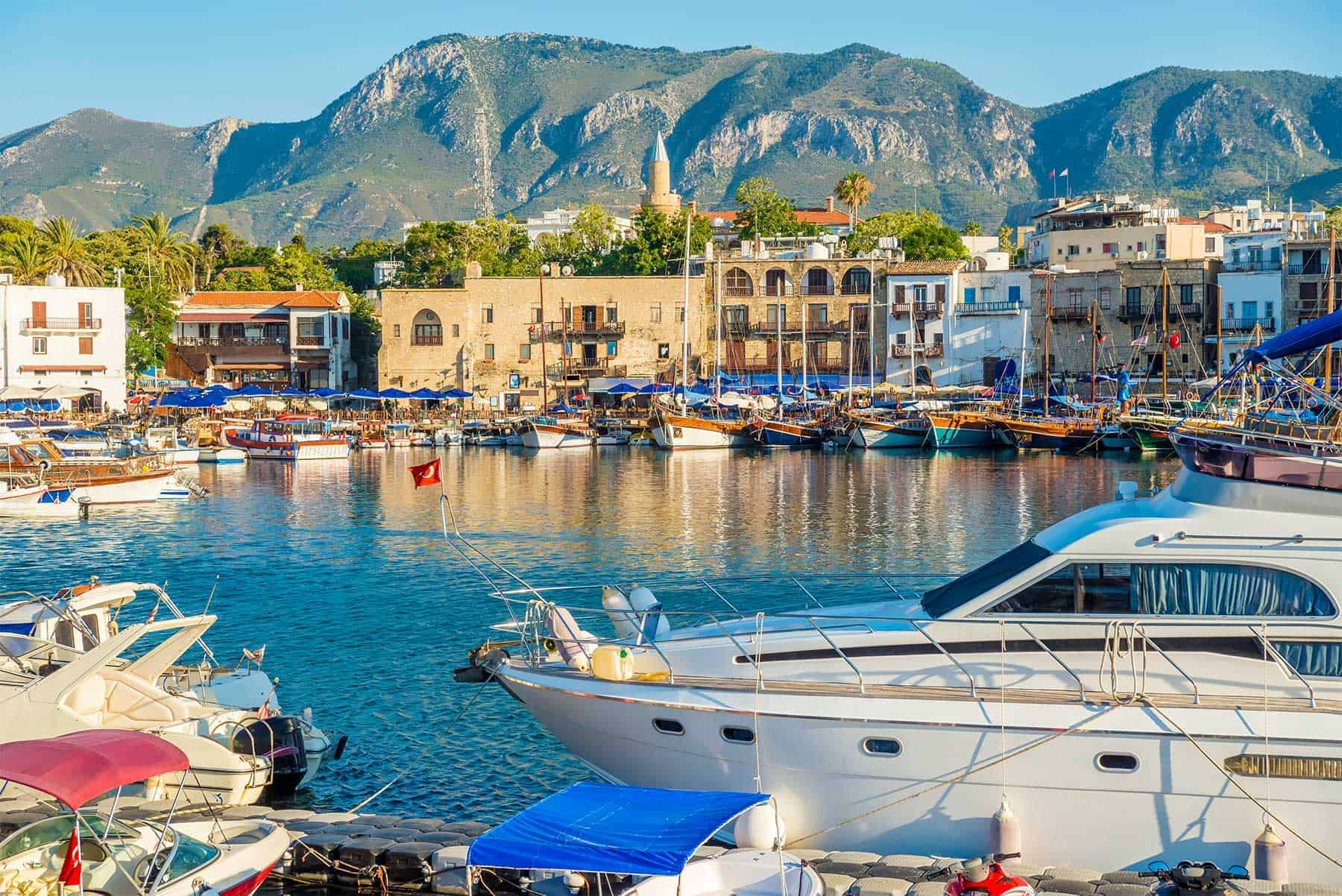 The Best Places To Live In North Cyprus (TRNC)