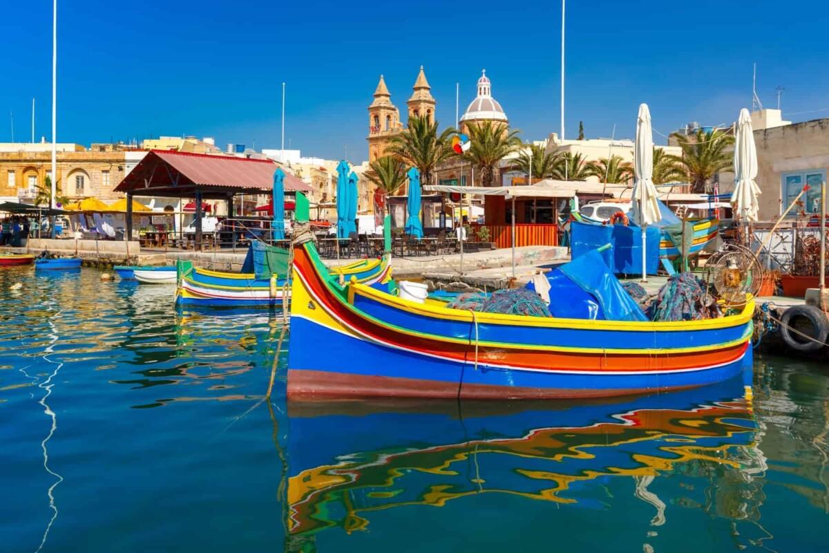 Best places to live in malta - Marsaxlokk, Malta