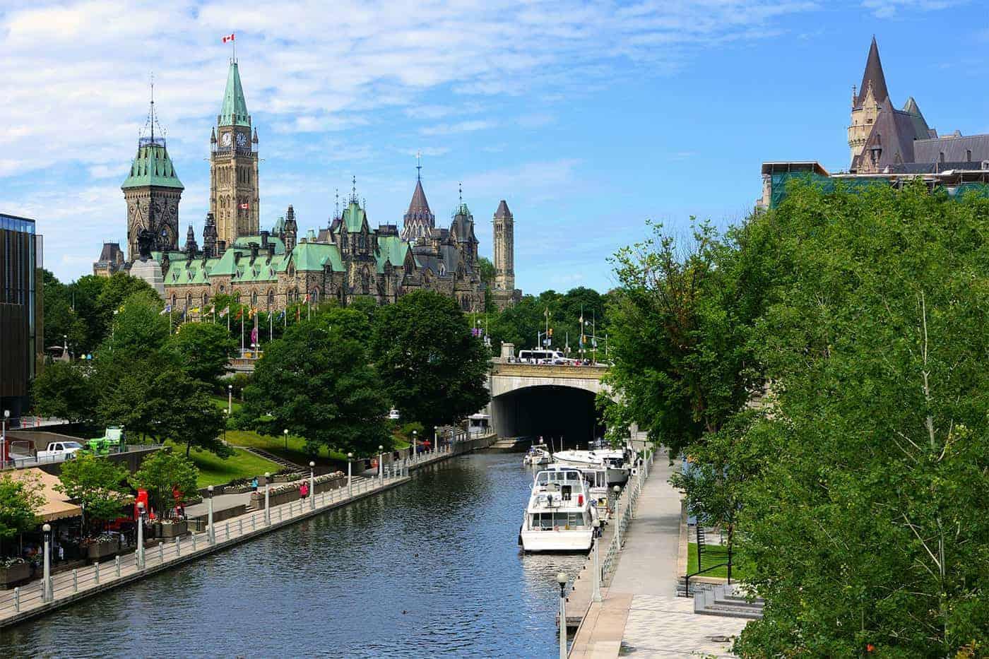 Parliament Hill Ottawa - Canada