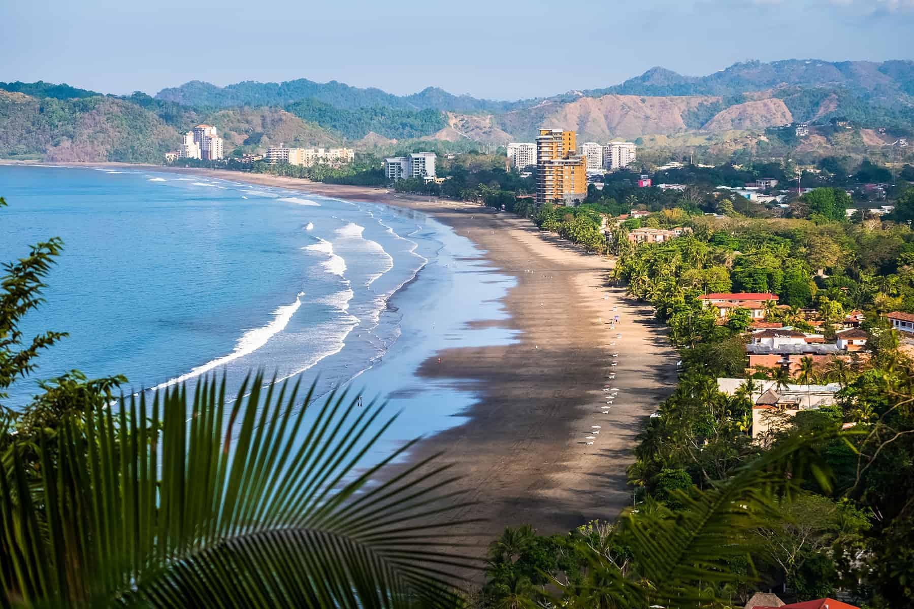 Best places to live in Costa Rica - Jaco