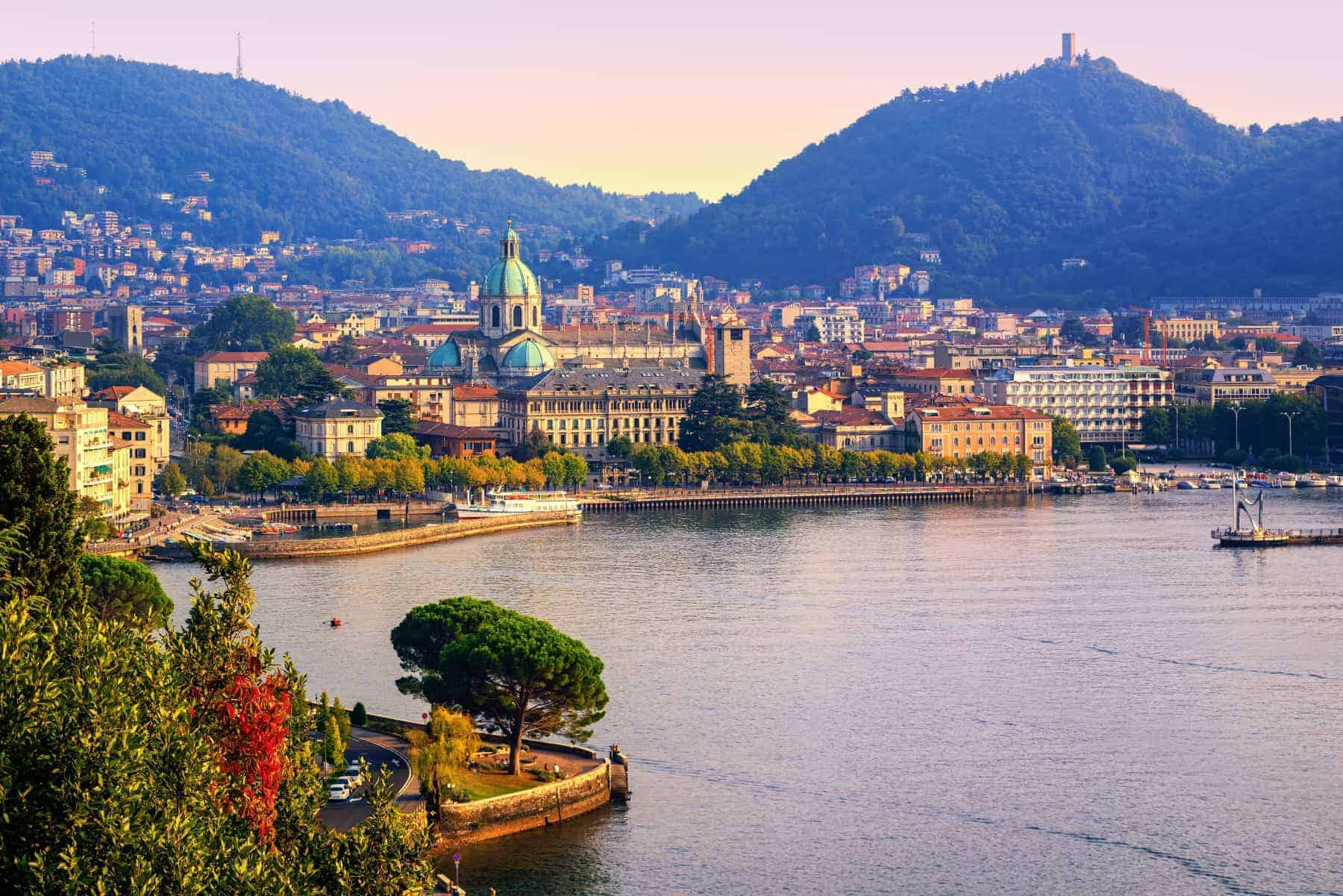 Best places to live in Italy, Como