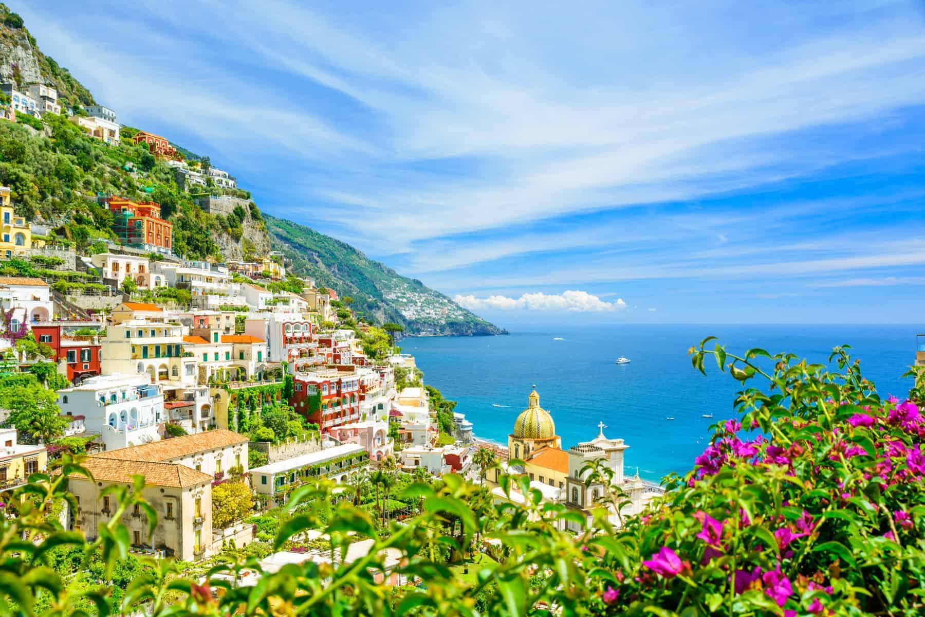 Best places to live in Italy, Positano