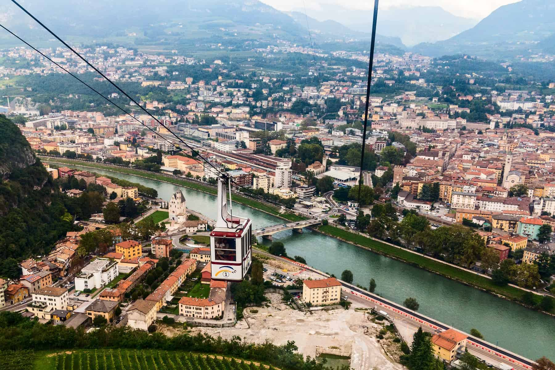 Best places to live in Italy, Trento