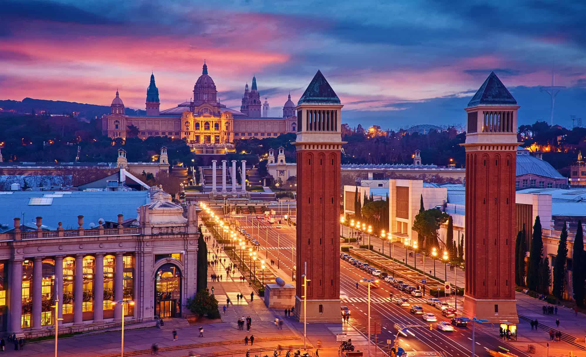 Living in Barcelona
