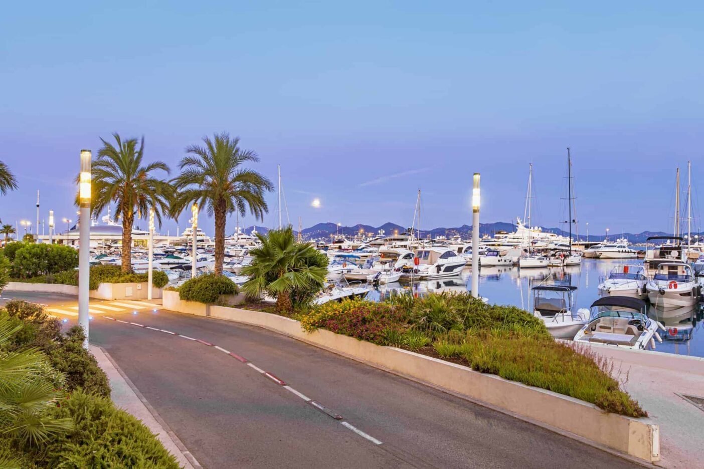 Living in the French Riviera