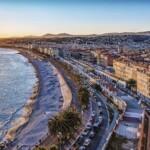 Living in Nice, France