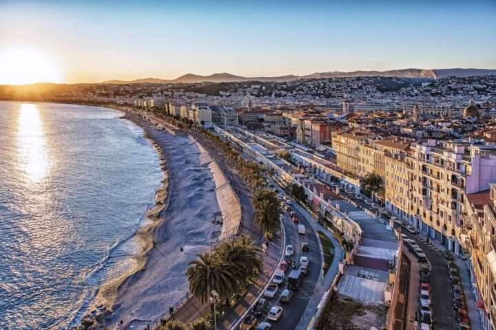 Living in Nice, France