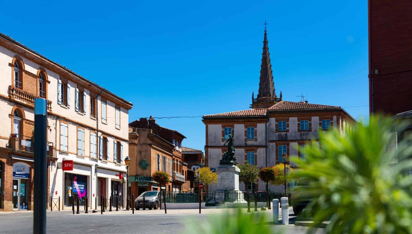 Living in Toulouse