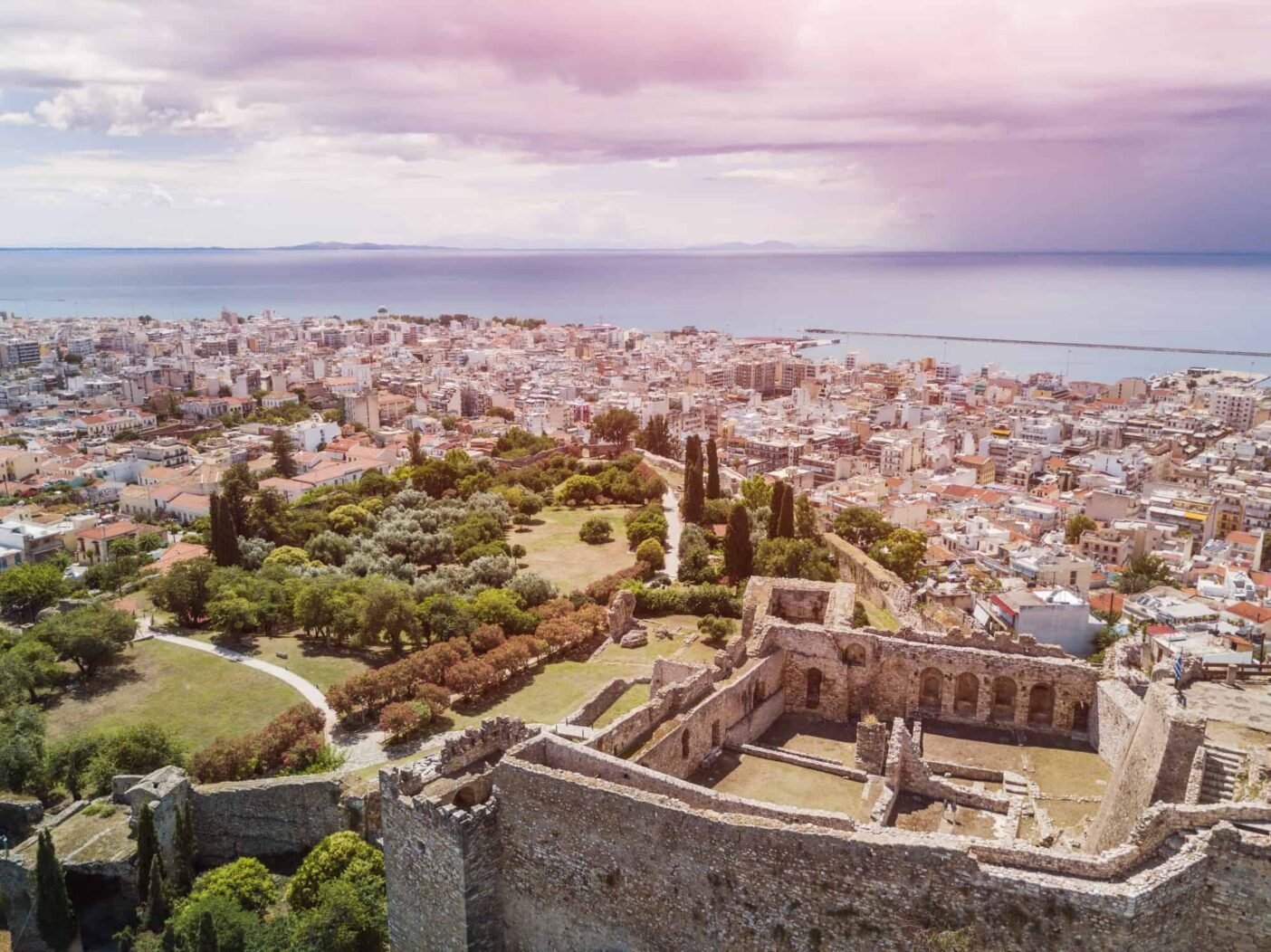 Best places to live in Greece