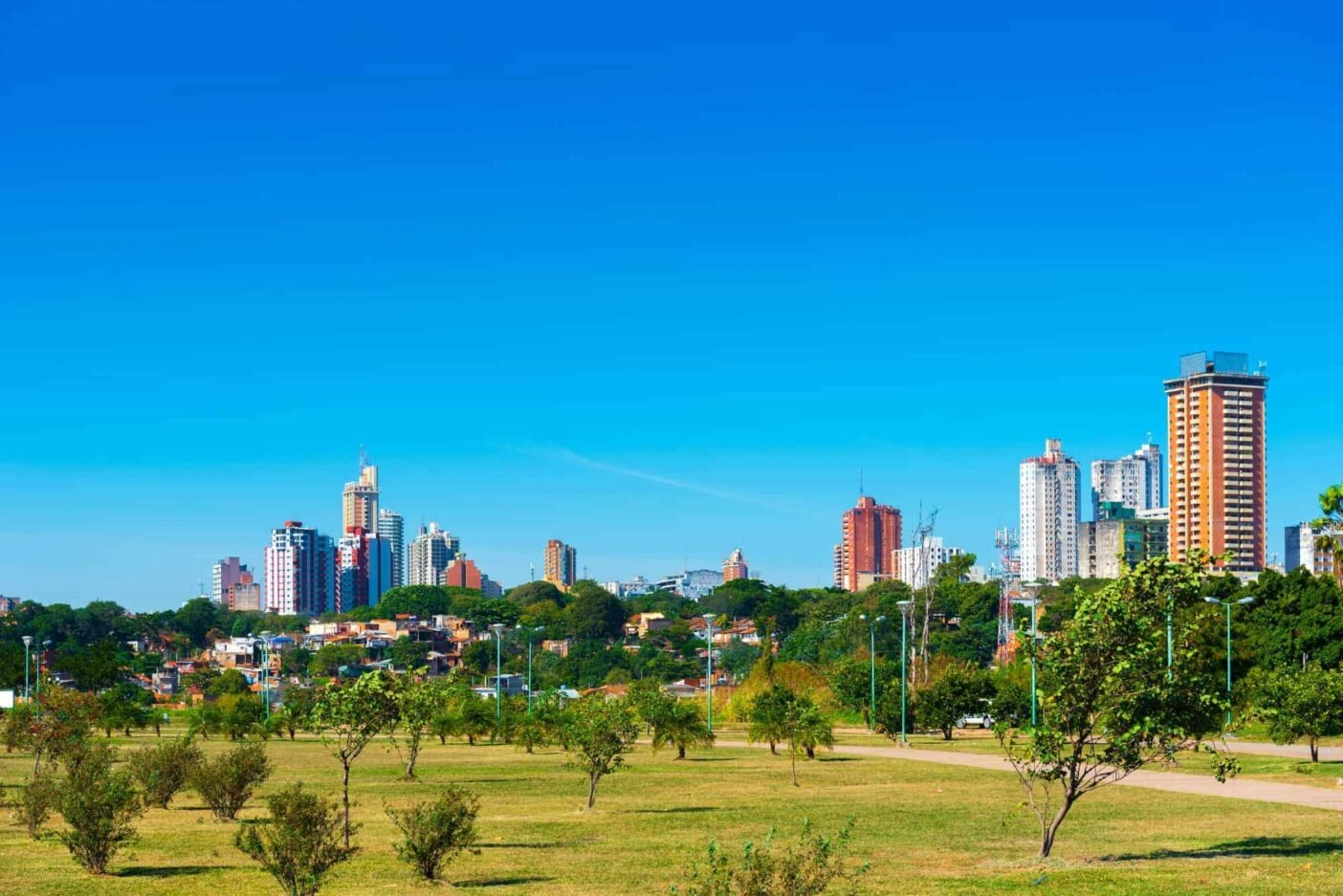 best places to live in Paraguay - Asuncion