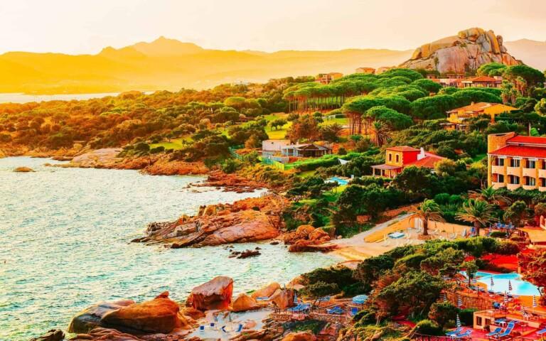 Living in Sardinia