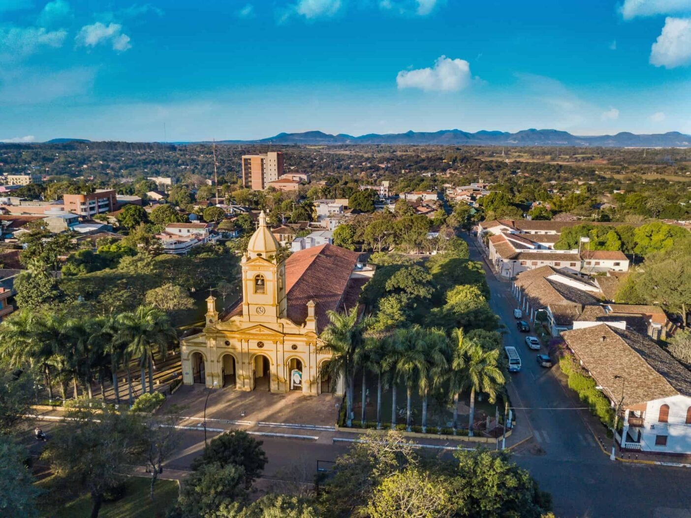 Best places to live in Paraguay - Villarrica