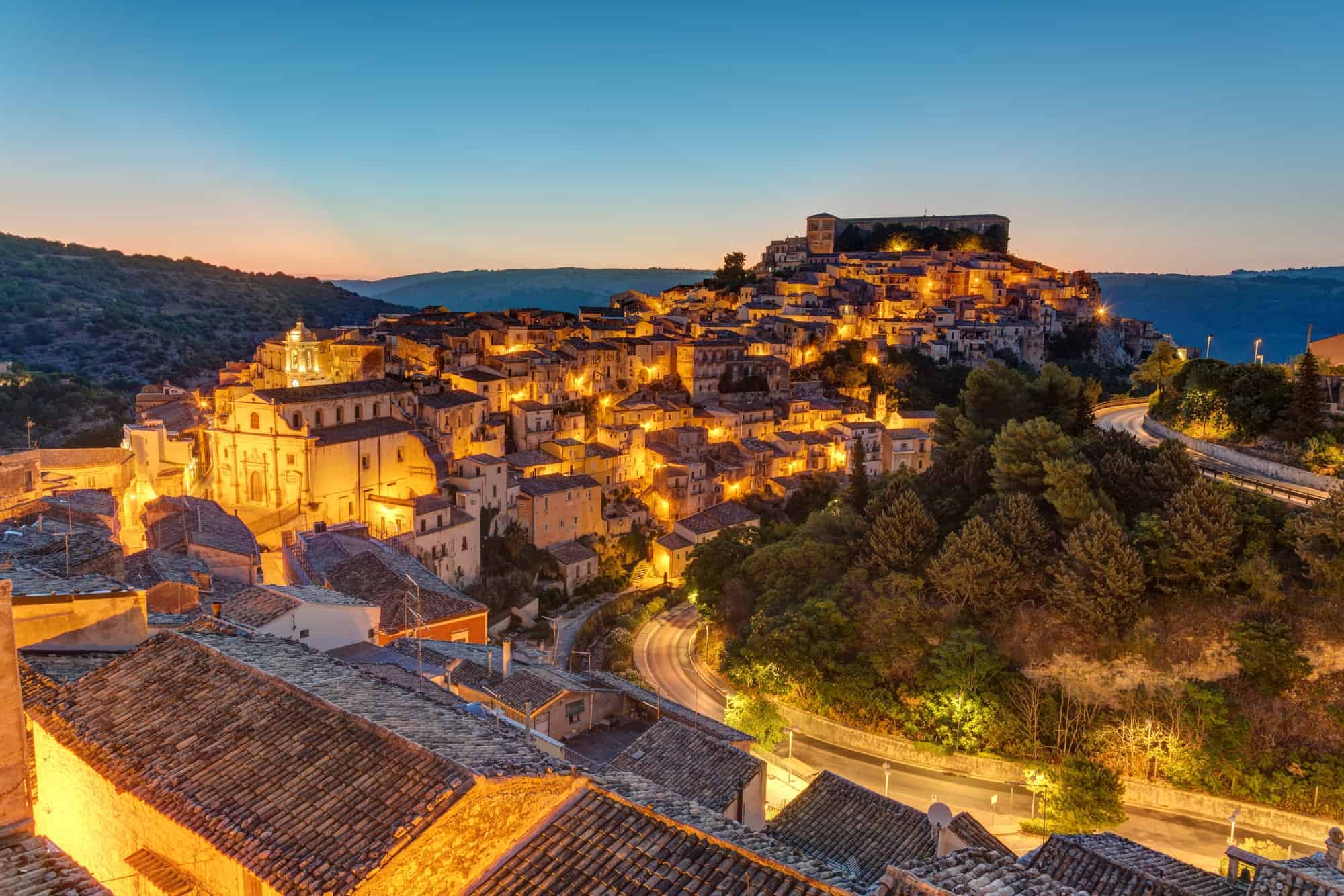 Living in Sicily