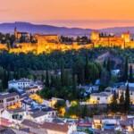 Living in Granada, Spain