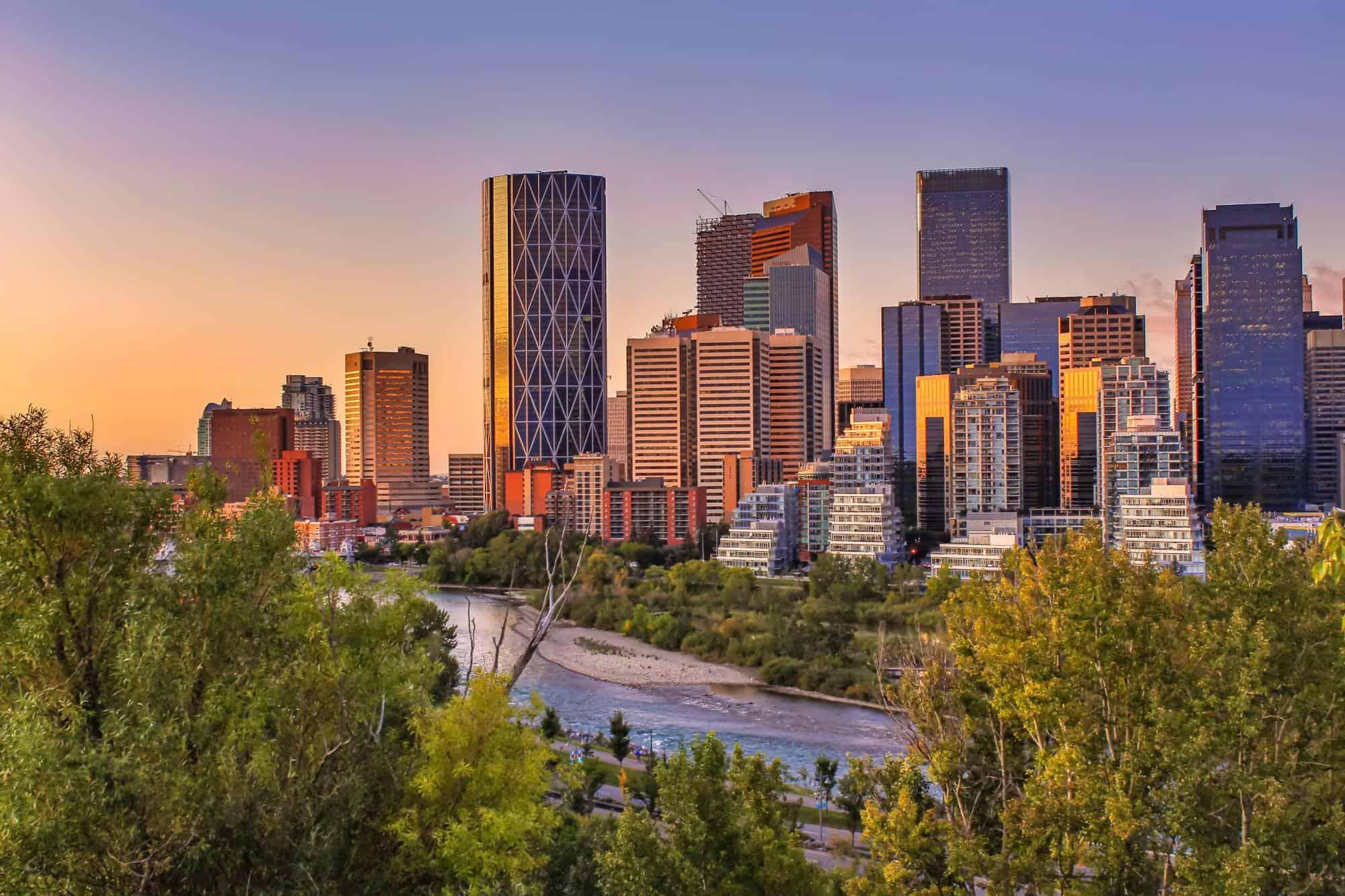 Calgary vs Edmonton