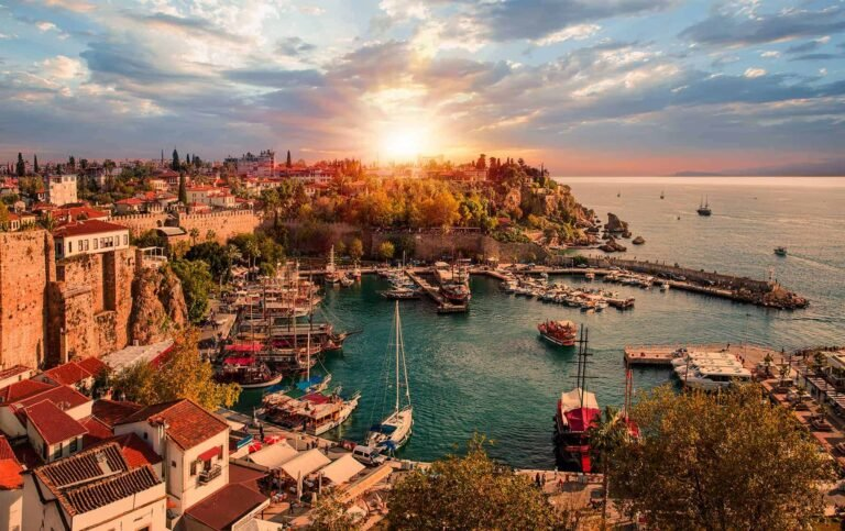 Best Places to live in Turkey