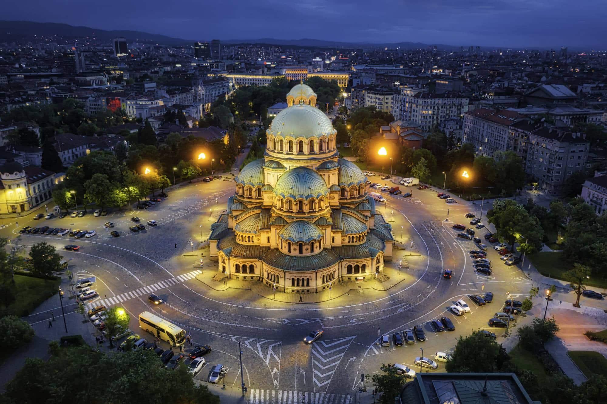 Living in Sofia
