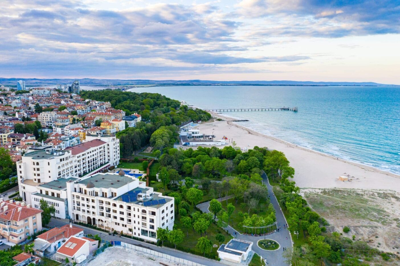 Best places to live in Bulgaria - Burgas