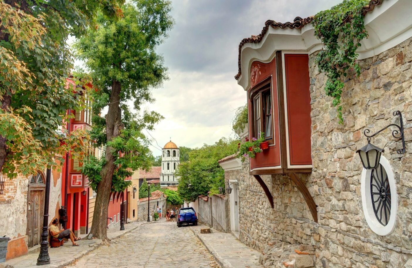 Best places to live in Bulgaria - Plovdiv