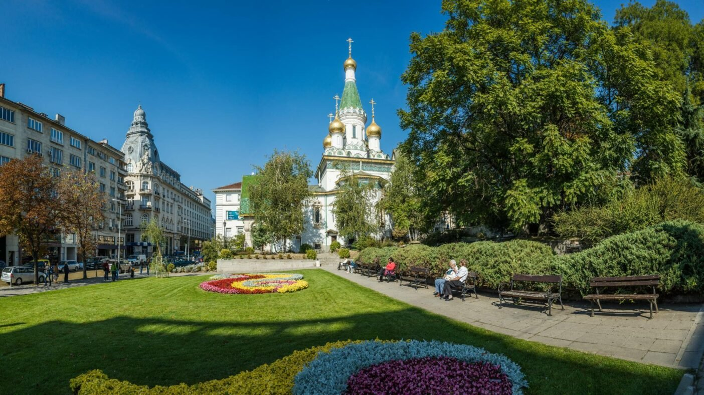 Best places to live in Bulgaria - Sofia