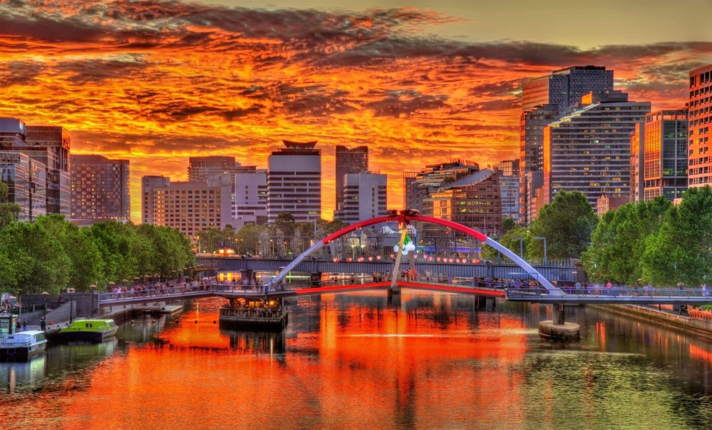 Best places to live in Australia - Melbourne