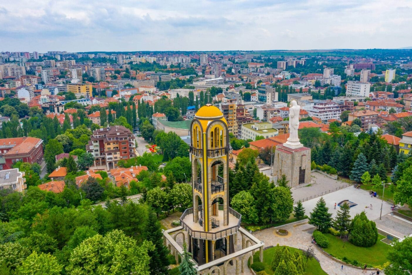 Best places to live in Bulgaria - Haskovo