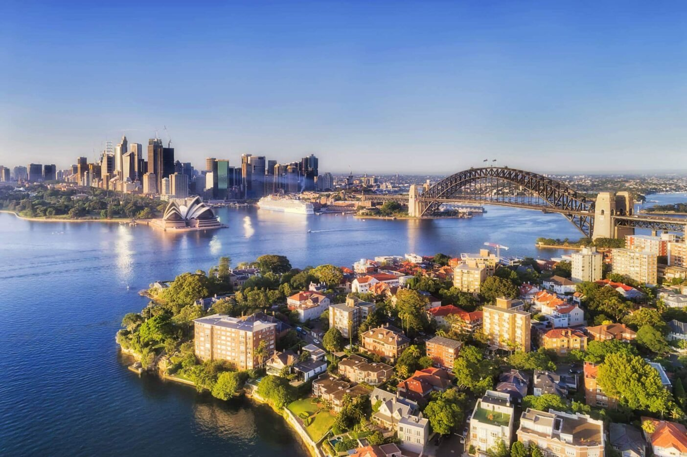 Best places to live in Australia - Sydney