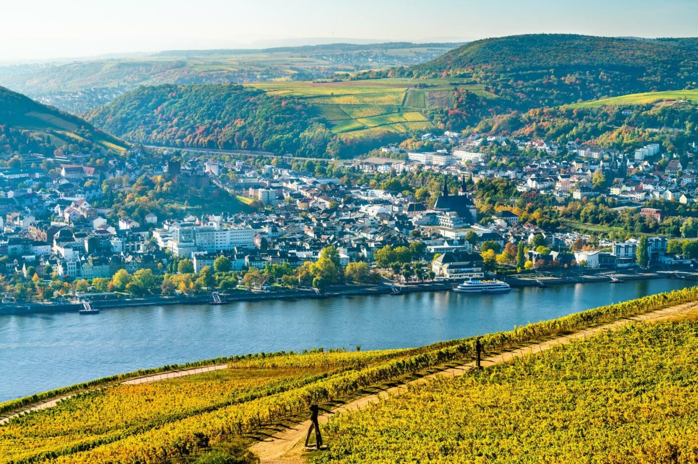 Best places to live in Germany - Bingen