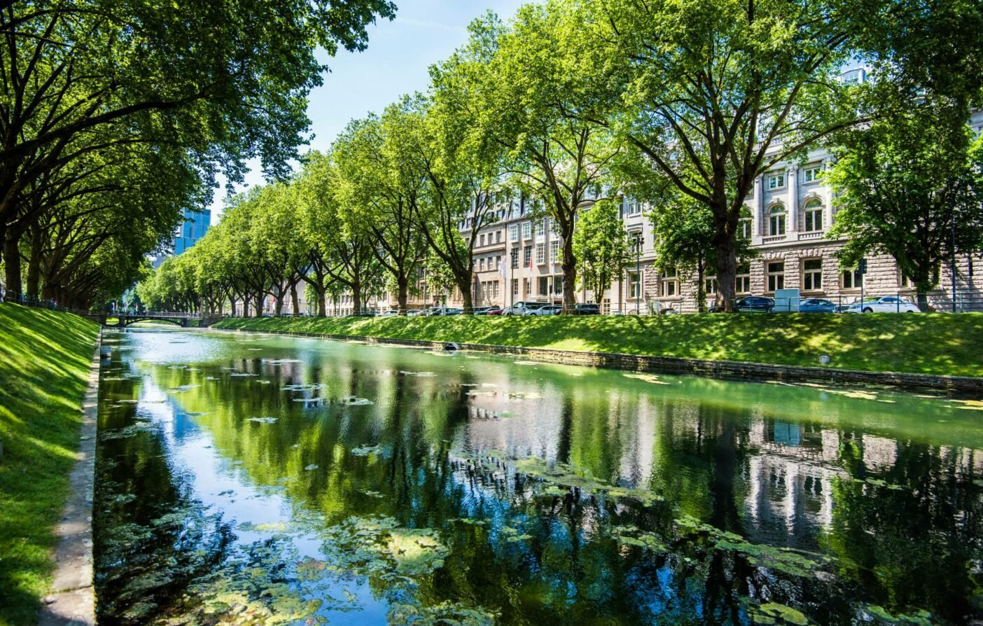 Best places to live in Germany - Düsseldorf