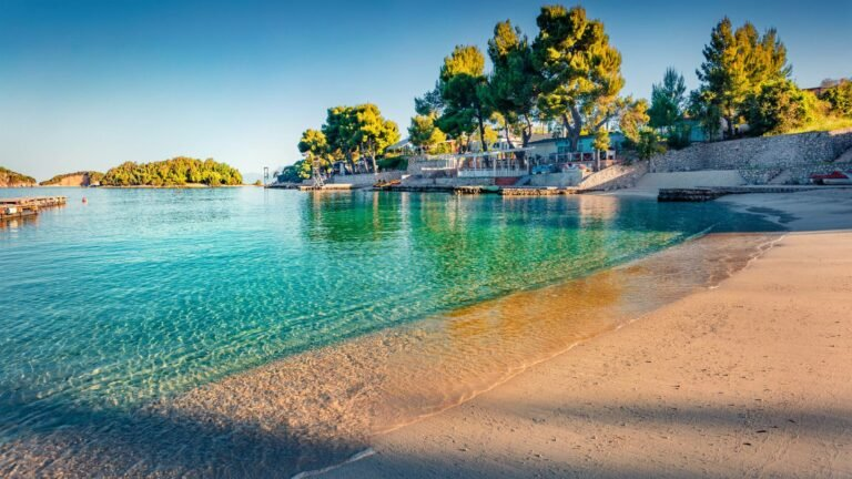 best places to live in Albania - Ksamil
