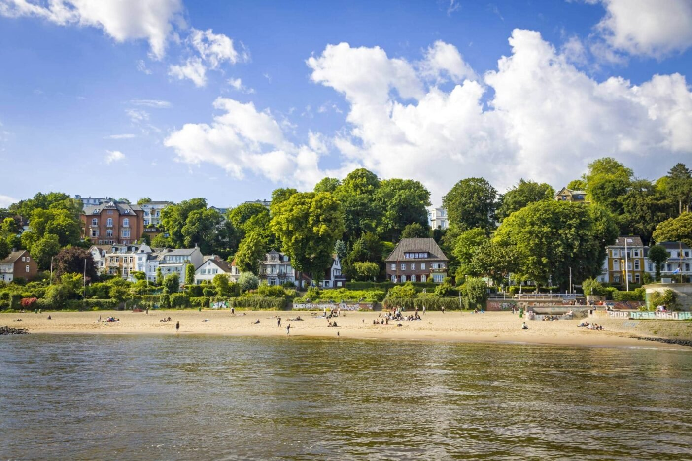 Best places to live in Germany - Hamburg