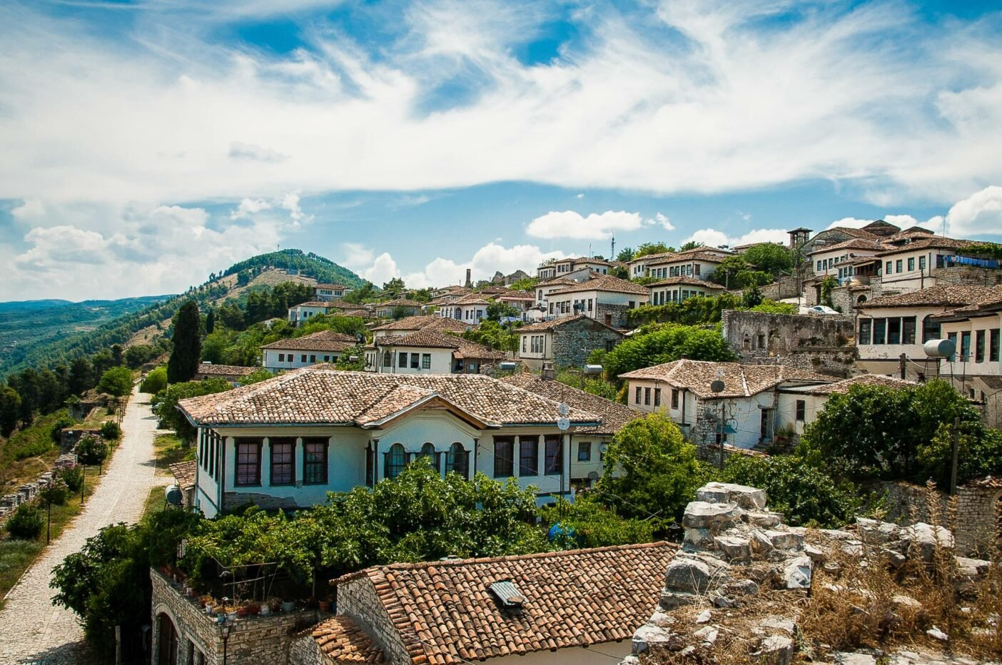 best places to live in Albania - Berat