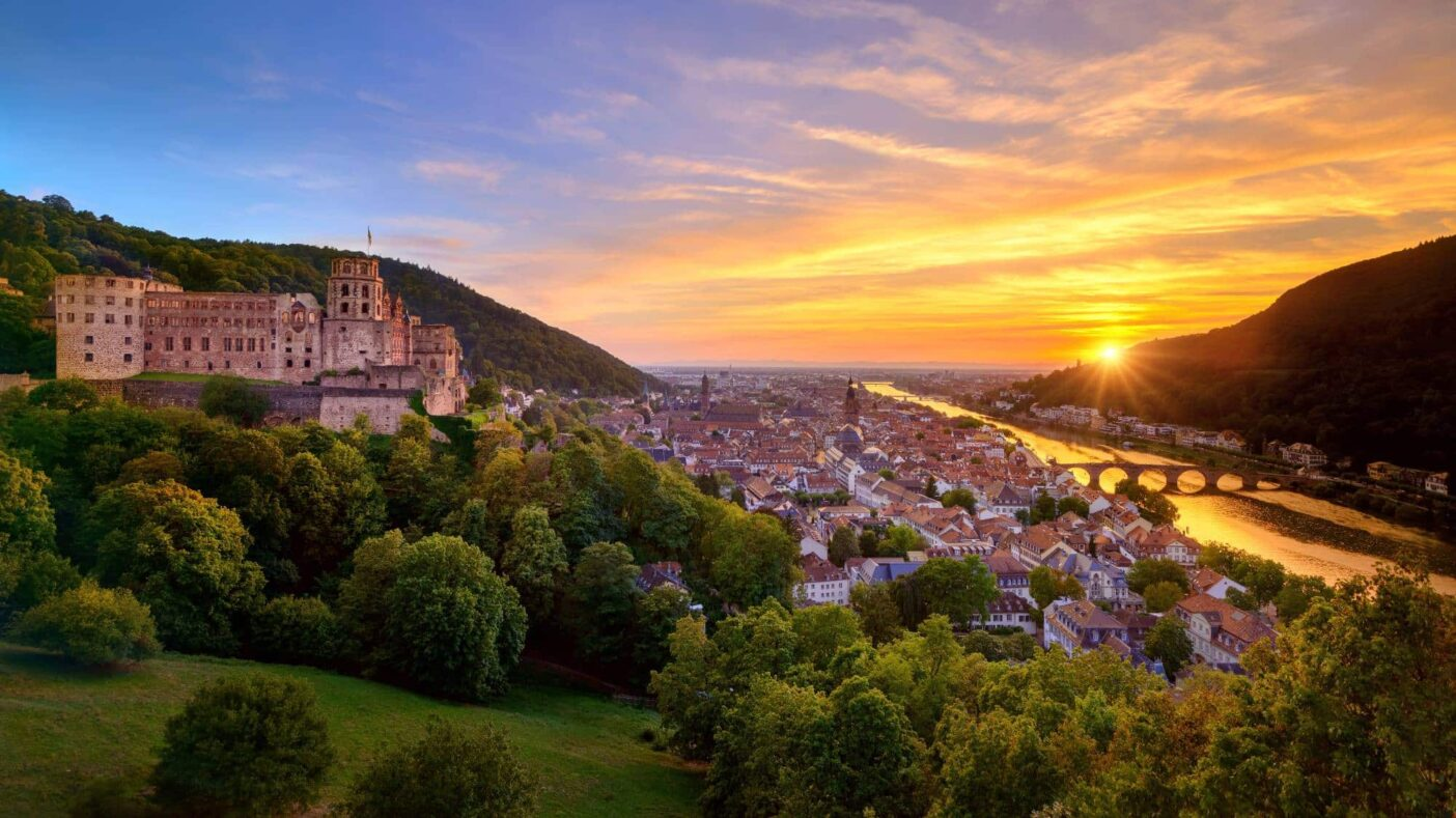 Best places to live in Germany - Heidelberg