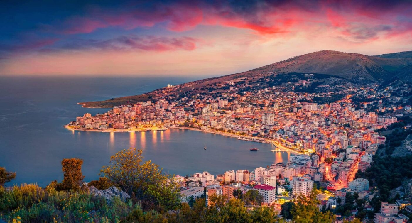 best places to live in Albania - Saranda