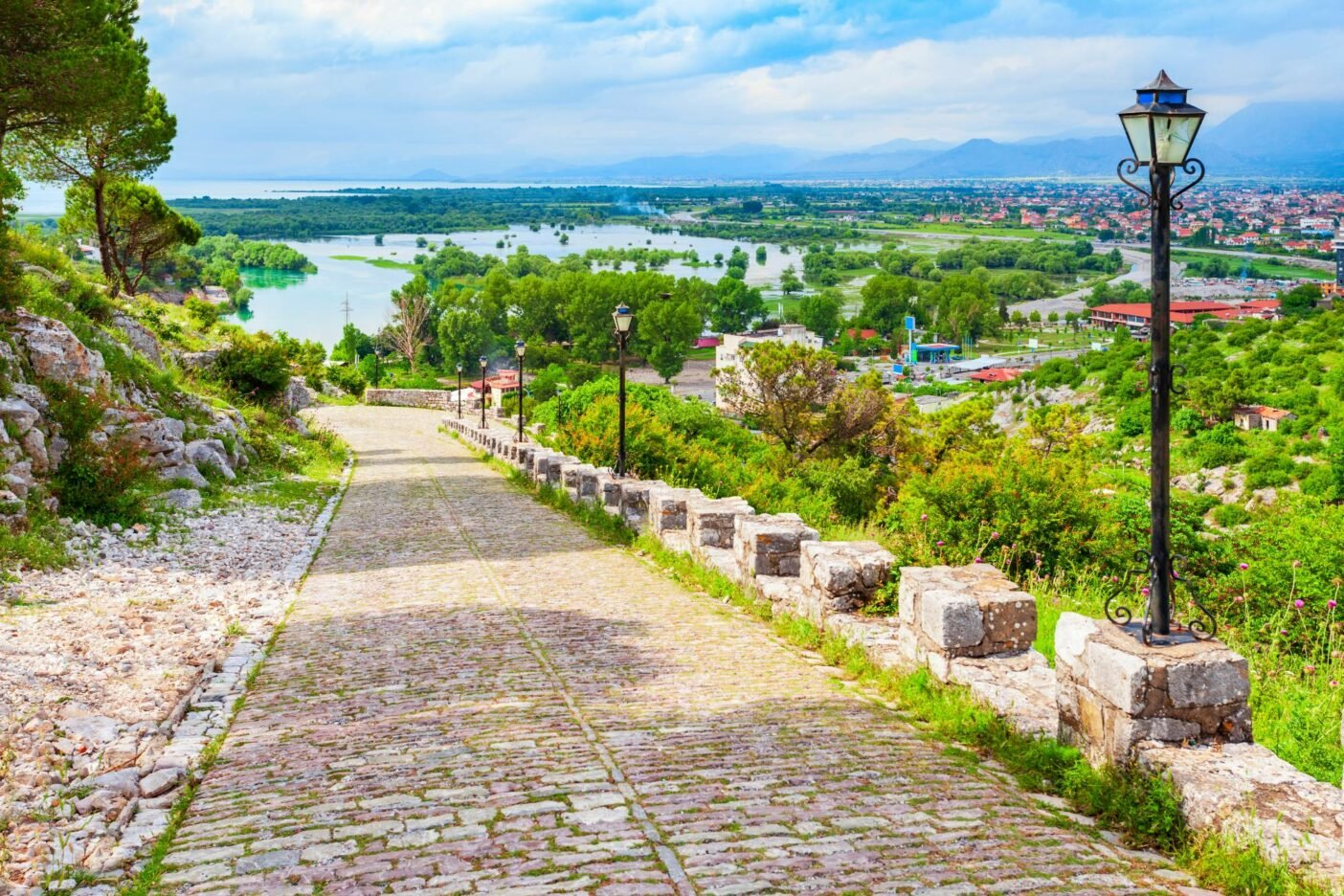 best places to live in Albania - Shkodra