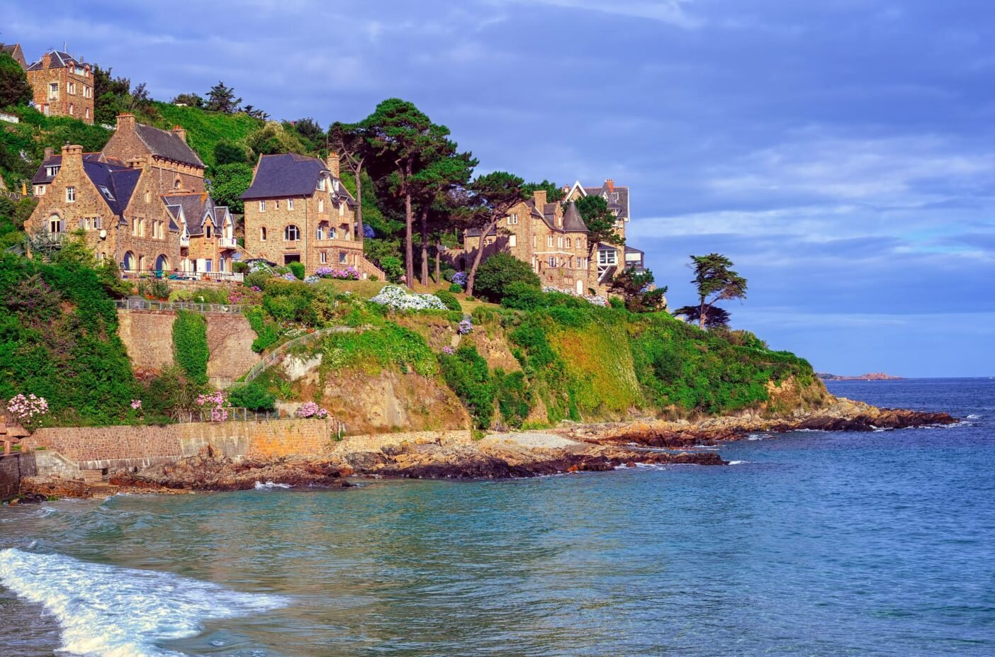Living in Brittany