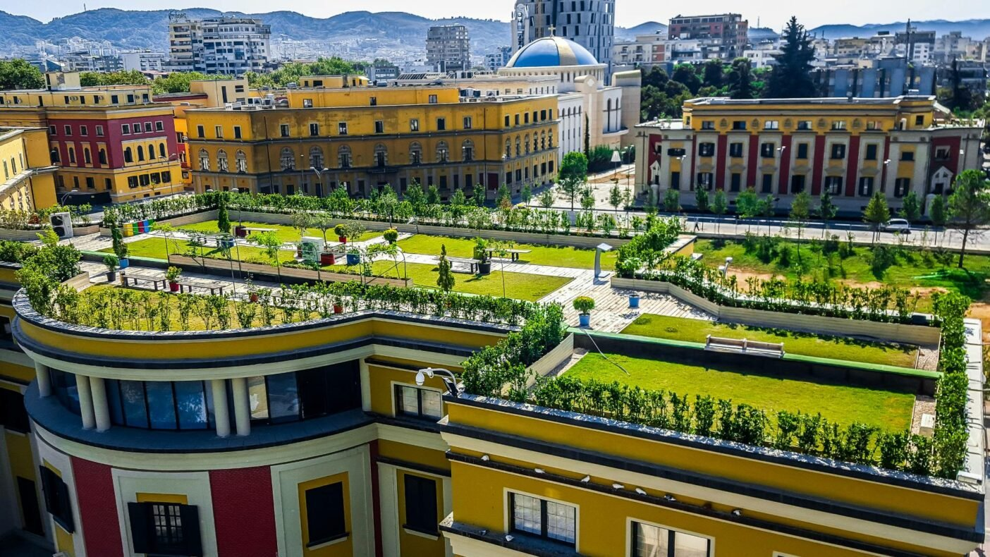 best places to live in Albania - Tirana